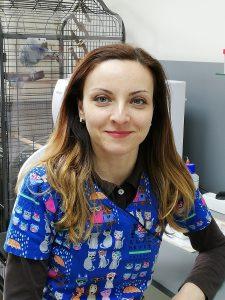 д-р Мая Кадийска